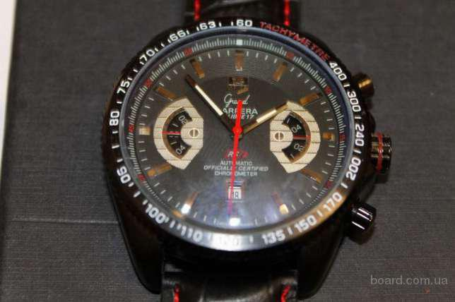 Часы TAG Heuer Grand Carrera Calibre 17