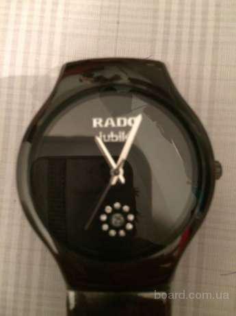 """Японские часы RADO """"Jubile True"""" в Hi-Tech стиле"""