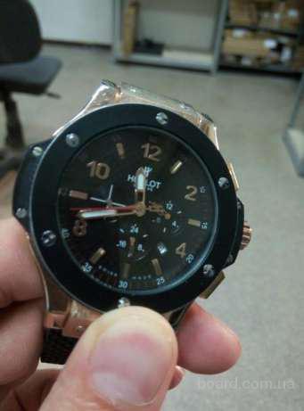 Часы Hublot кварцевые