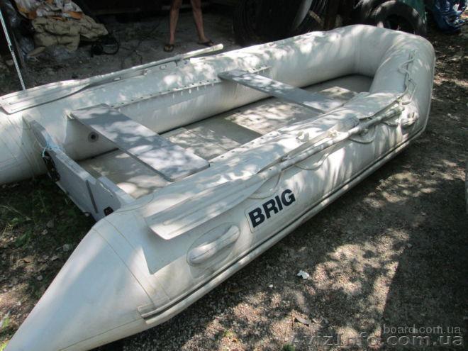 Сдам в аренду лодку Бриг для рыбалки посуточно в Харькове