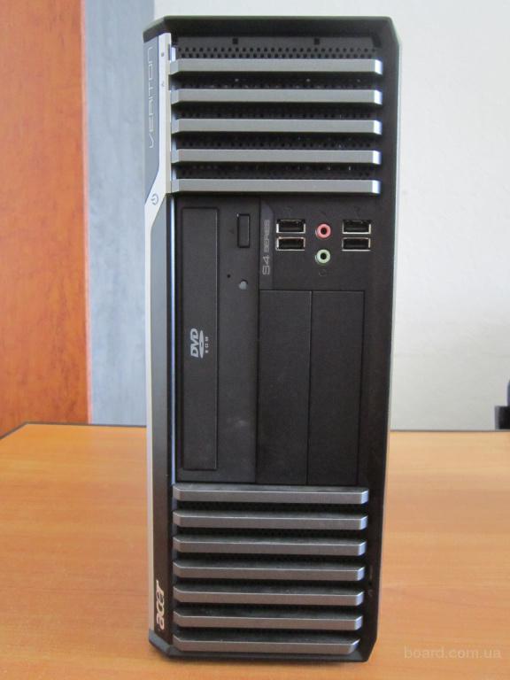 Продам системный блок Acer Veriton S480G оптом от 5 штук.