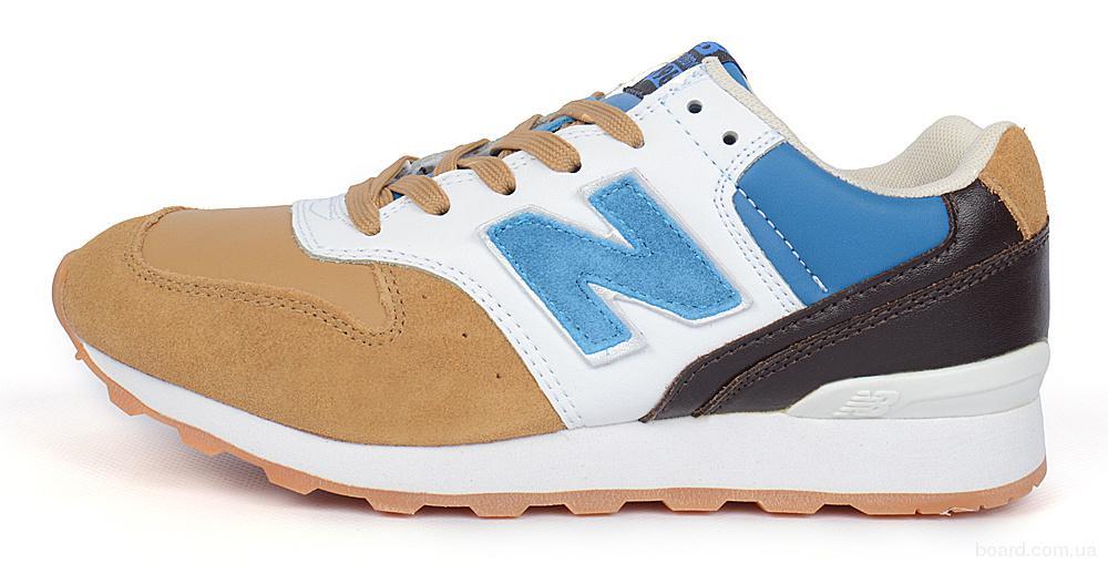 Женские кроссовки New Balance 996 (Brown)