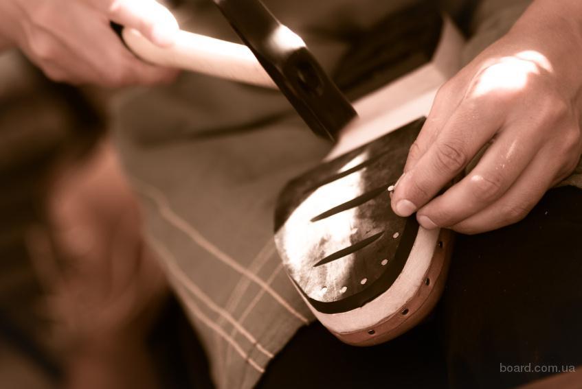 Новая Мастерская по ремонту обуви!