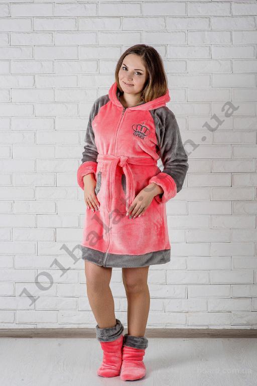 Продам махровые халаты