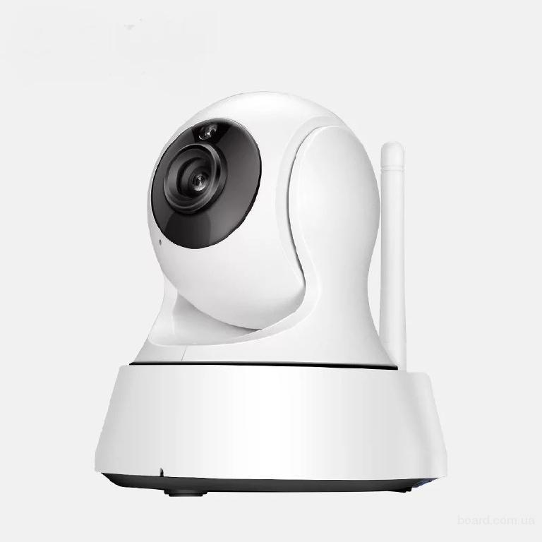 Лучшая Wi-Fi камера на рынке + функция контроля. Ночная съёмка!
