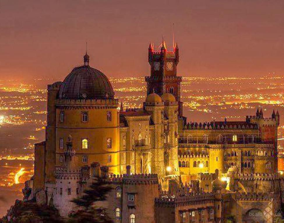 Тур Две Столицы Португалии:Лиссабон и Порту