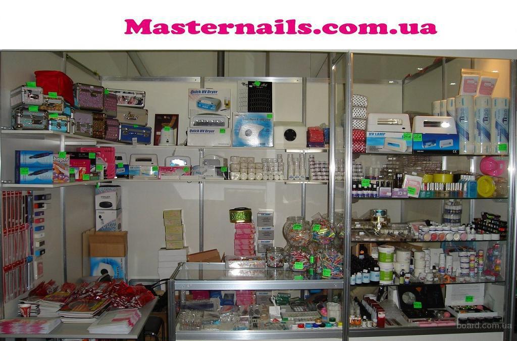 Материалы для наращивания ногтей и ресниц