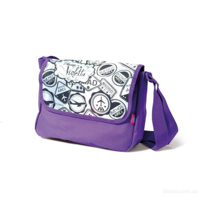 Сумка Раскраска Violetta Color me mine Simba 6370457