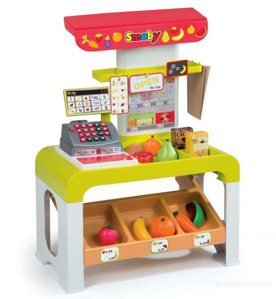 Интерактивный Супермаркет Super Store Smoby 24423