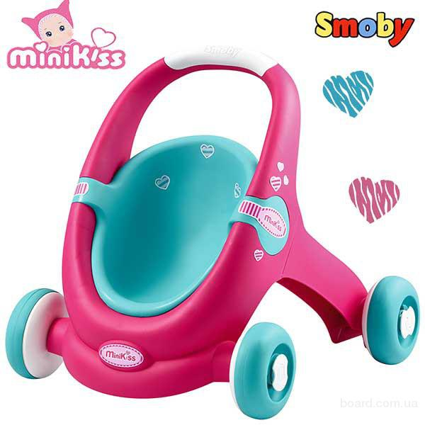 Ходунки Коляска для куклы MinikissSmoby 210202