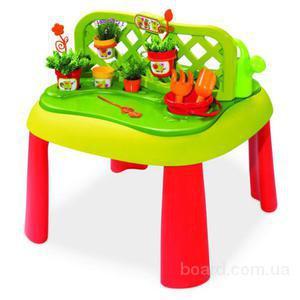 Игровий столик Маленький садовник Smoby 840100