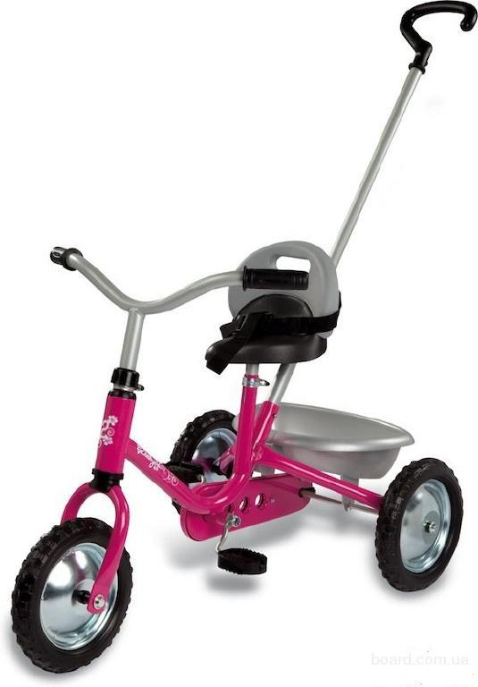 Велосипед трехколесный Zooky Classigue Fille Smoby 454012