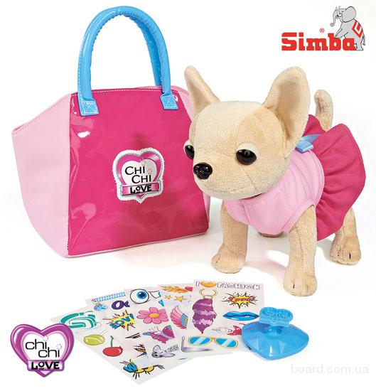 Собачка ChiChi Love Дизайнер Simba 5892313