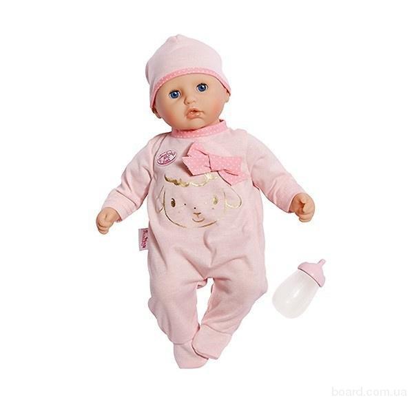 Пупс Baby Annabell Моя первая малышка Zapf Creation 794449