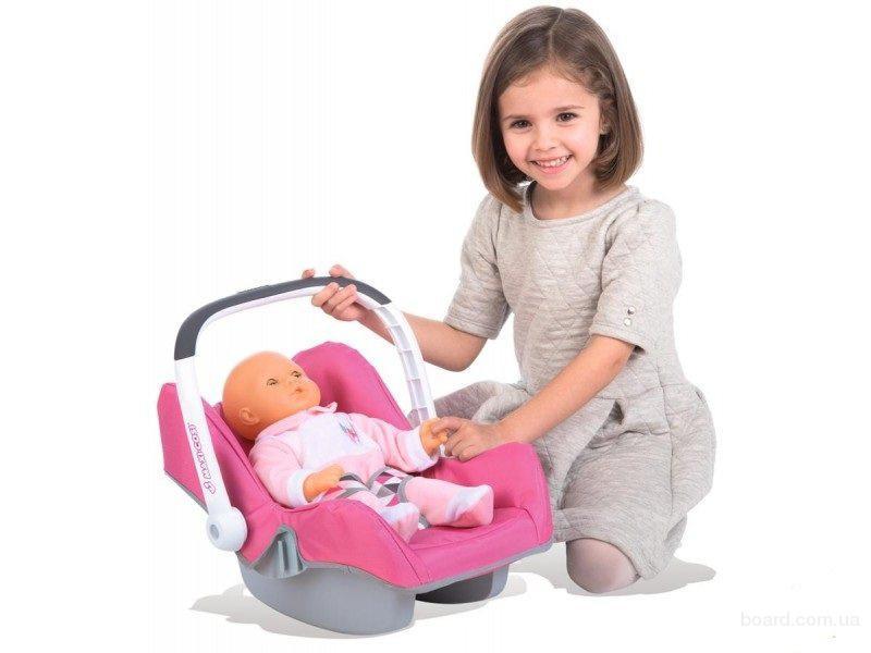 Кресло для куклы Maxi Cosi Smoby 240224
