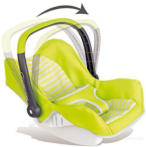 Кресло для куклы Maxi Cosi Smoby 240294  зеленое