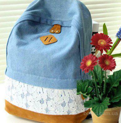 Городской рюкзак для девушек