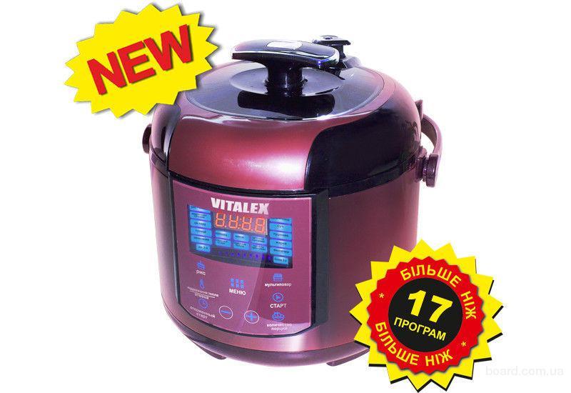 Мультиварка Vitalex Vl-5204