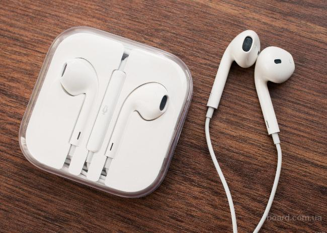 Apple EarPods. Оригинал. Год гарантии