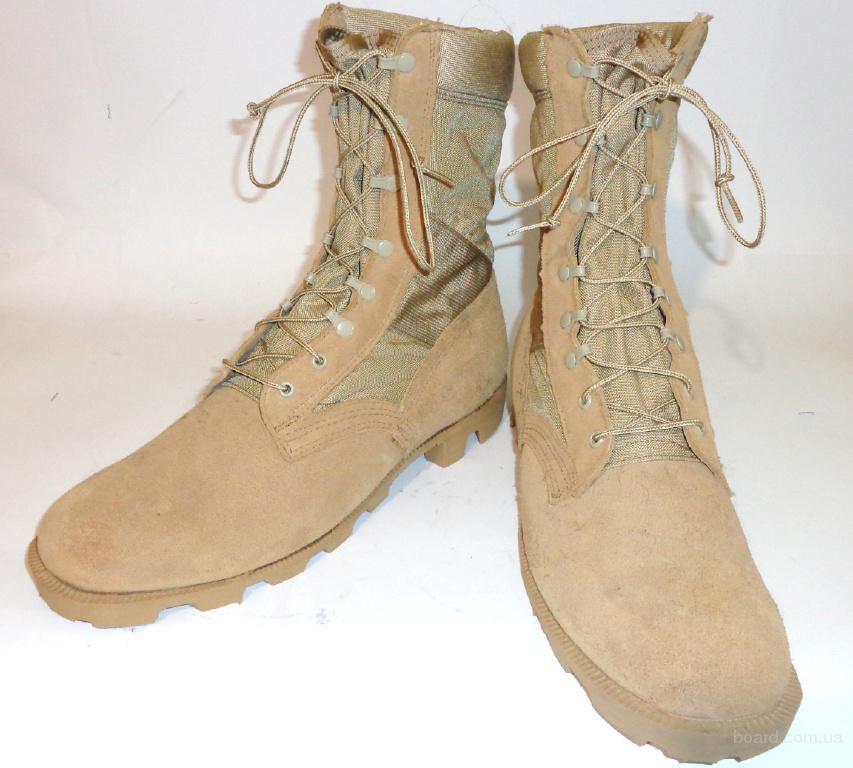 "Ботинки, берцы  армейские ""пустынники""  Belleville (Б – 265) 49 размер"