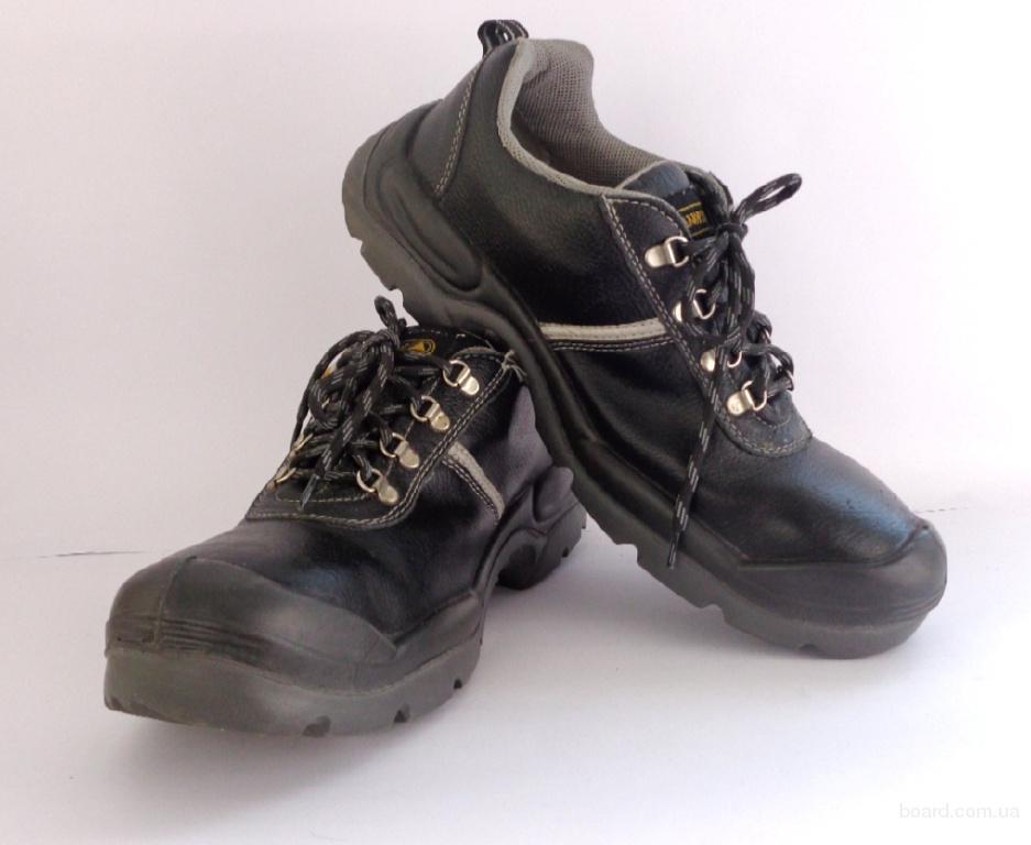 Ботинки кожаные со стальным носком  Panoply Workwear (Б -  271) 47 размер
