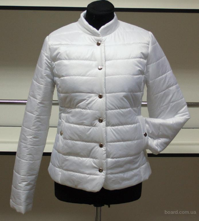 Куртка на кнопках осень-весна. Опт, розница
