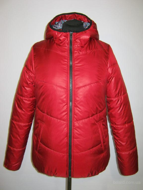 Куртка женская с капюшоном зима 2016. Опт, розница.