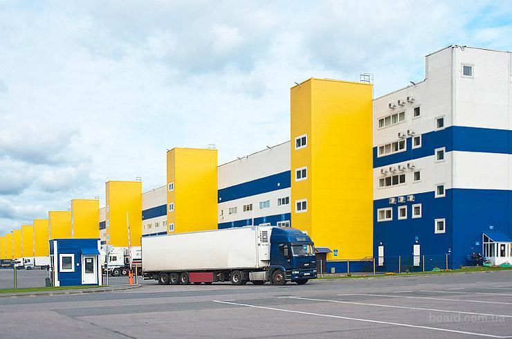 Склад ответственного хранения и складские услуги в Санкт-Петербурге
