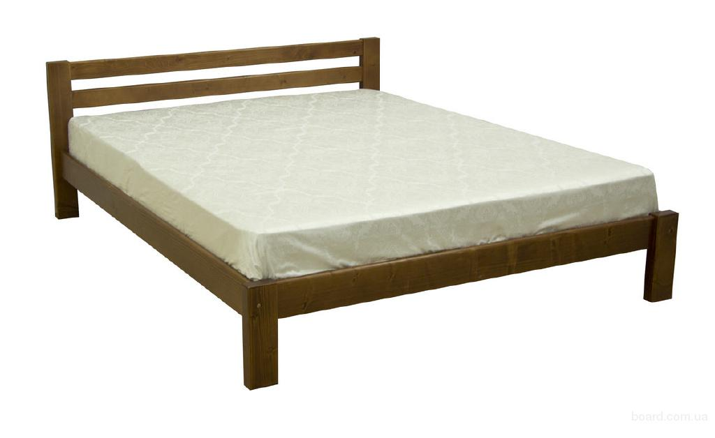 Продам новую деревянную кровать, 160х200