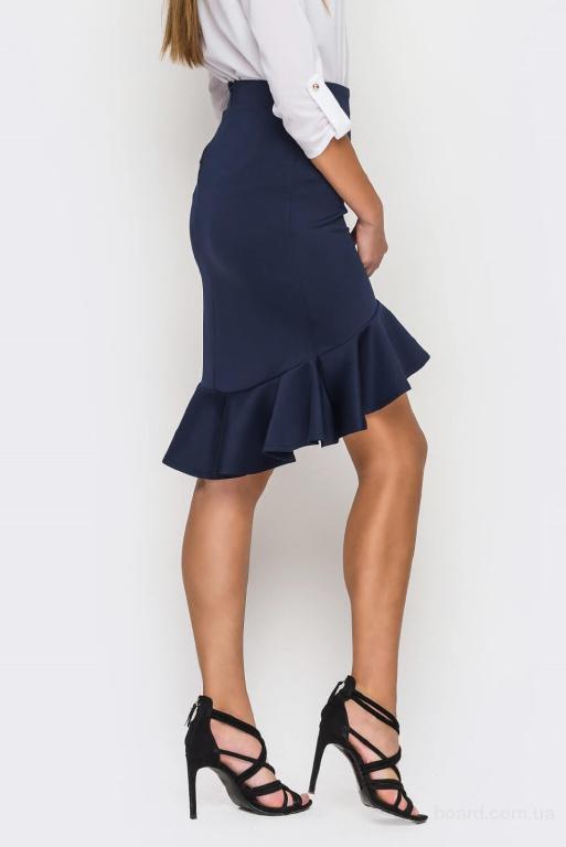 Асимметричная юбка в интернет магазине Moda Style