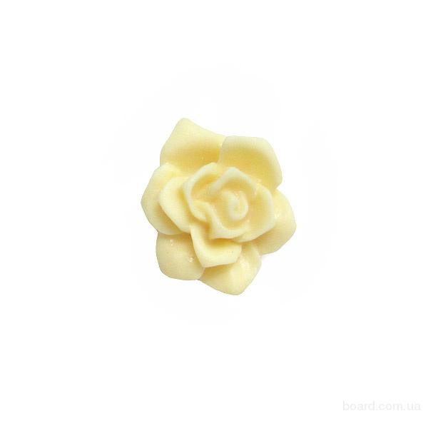 Керамические цветы для скрапбукинга
