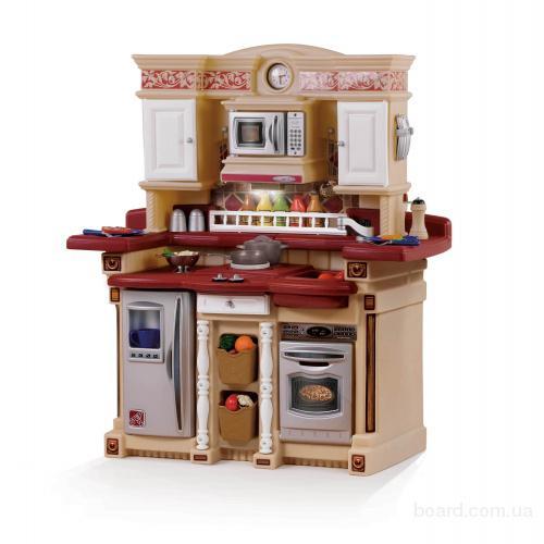 Интерактивная детская кухня и микроволновая печь For Party Step2 7678