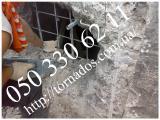 Демонтаж стен, перегородок, бетона на сегодня. Вывоз строймусора