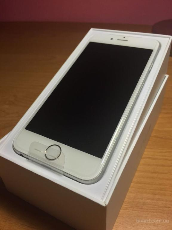 IPhone 6 16 GB Silver Neverlock Новый Оригинал Торг