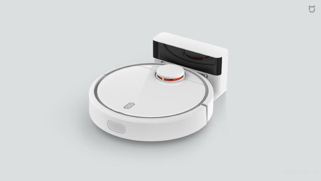 Робот-пылесос Xiaomi Mi Robot Vacuum В наличии!