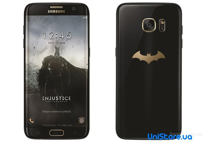 Samsung Galaxy S7 EDGE INJUSTICE (BATMAN
