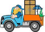 """Грузовое такси """"Усатый дядя"""" к Вашим услугам! Профессиональные грузчики с ремнями."""