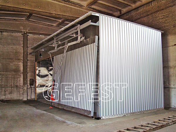 Gefest DKT – спеціальні сушильні камери