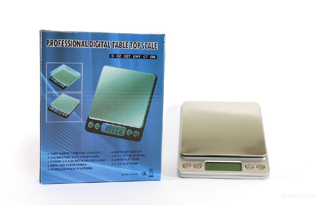 Весы ACS 500gr/0.01g BIG 12000 (50)