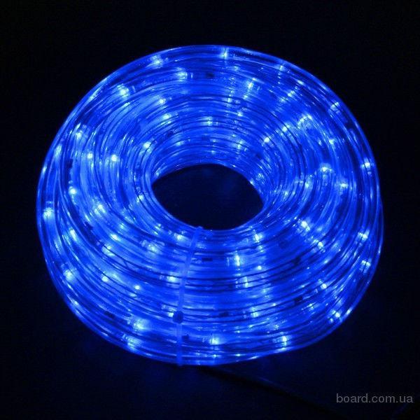 Дюралайт светодиодный - Синий