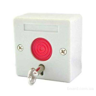 Тревожная кнопка. Монтаж тревожной сигнализации