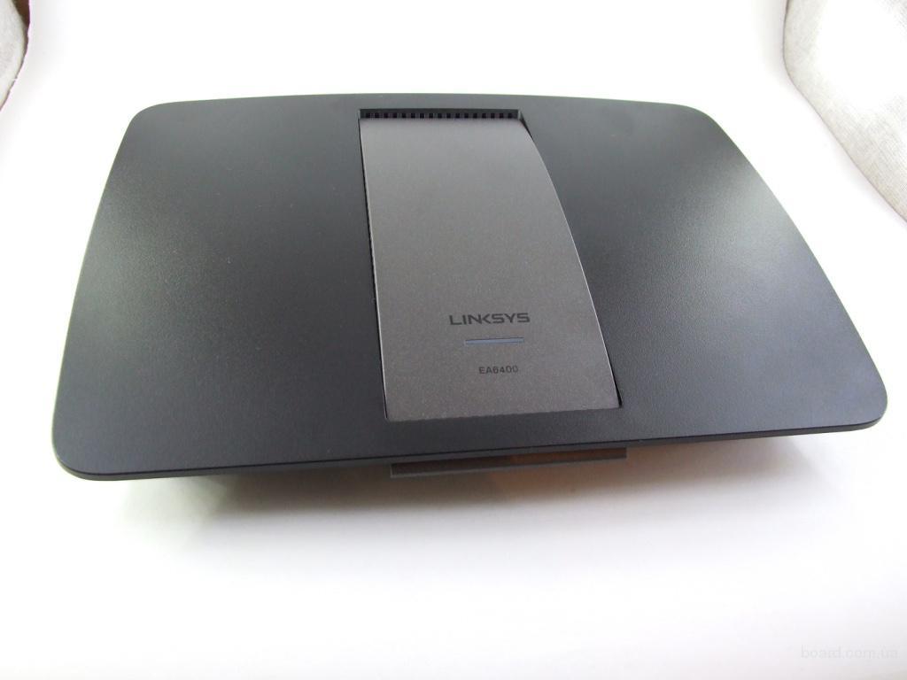 Cisco Linksys EA6400 двухчастотный AC1600 роутер маршрутизатор usb 3.0