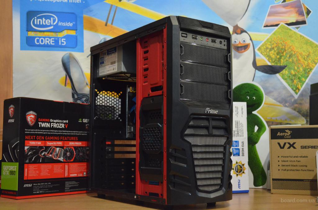 Акция! Компьютер Intel 2 ядра 2.6 ГГц+Intel HD Graphics+ОЗУ 2GB+750GB