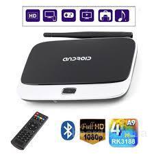 Cs 918 2G  MK888 Q7  smart tv box приставка Android 4.4.2 RK 3188  WiFi смарт тв андроид для телевизора купить цена в Украине