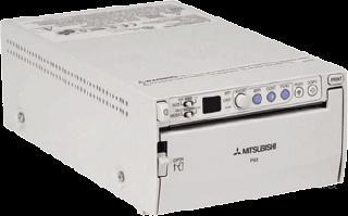 Продам медицинский видеопринтер Mitsubishi P93