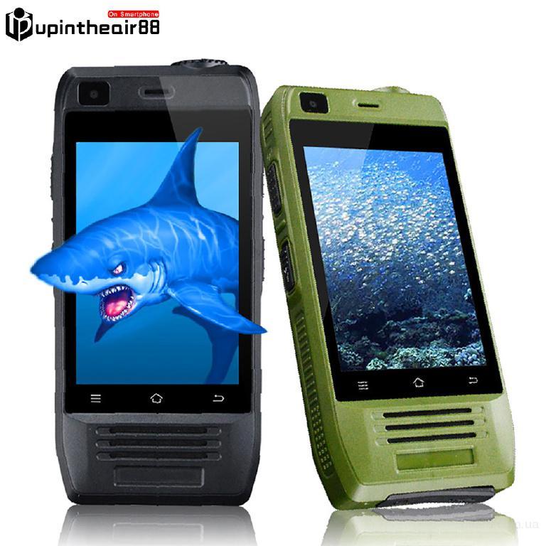 2-СИМкарты Защищенный сенсорный телефон ST35
