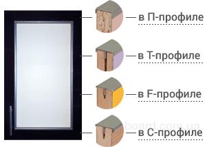 Мебельные фасады в алюминиевом профиле в ассортименте. Низкие цены. Высокое качество