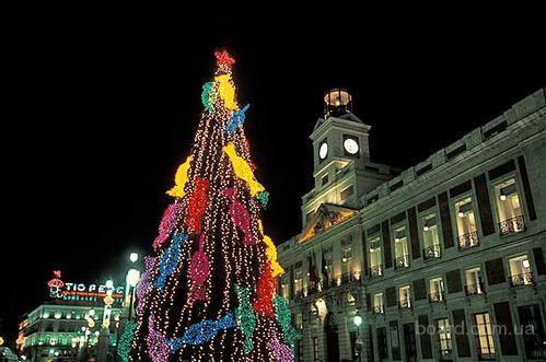 Тур Новогодний Мадрид 31.12.16