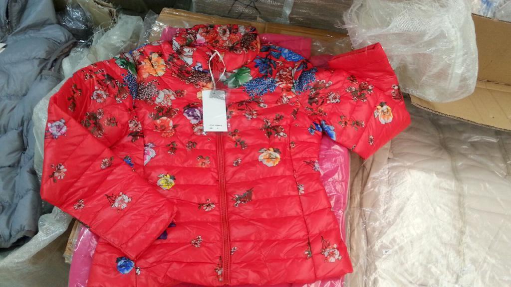 Куртки из Италии