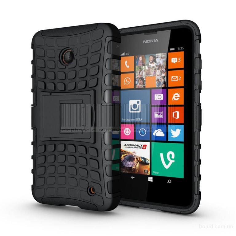 Противоударный чехол для Nokia Lumia 630/635